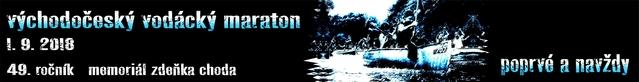 Východočeský vodácký maraton 2017